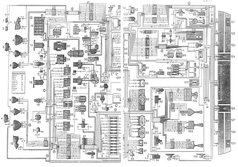 Px Sm Wiring additionally B F also  besides Wiring besides Citroen Sm Front Right. on citroen sm wiring diagram